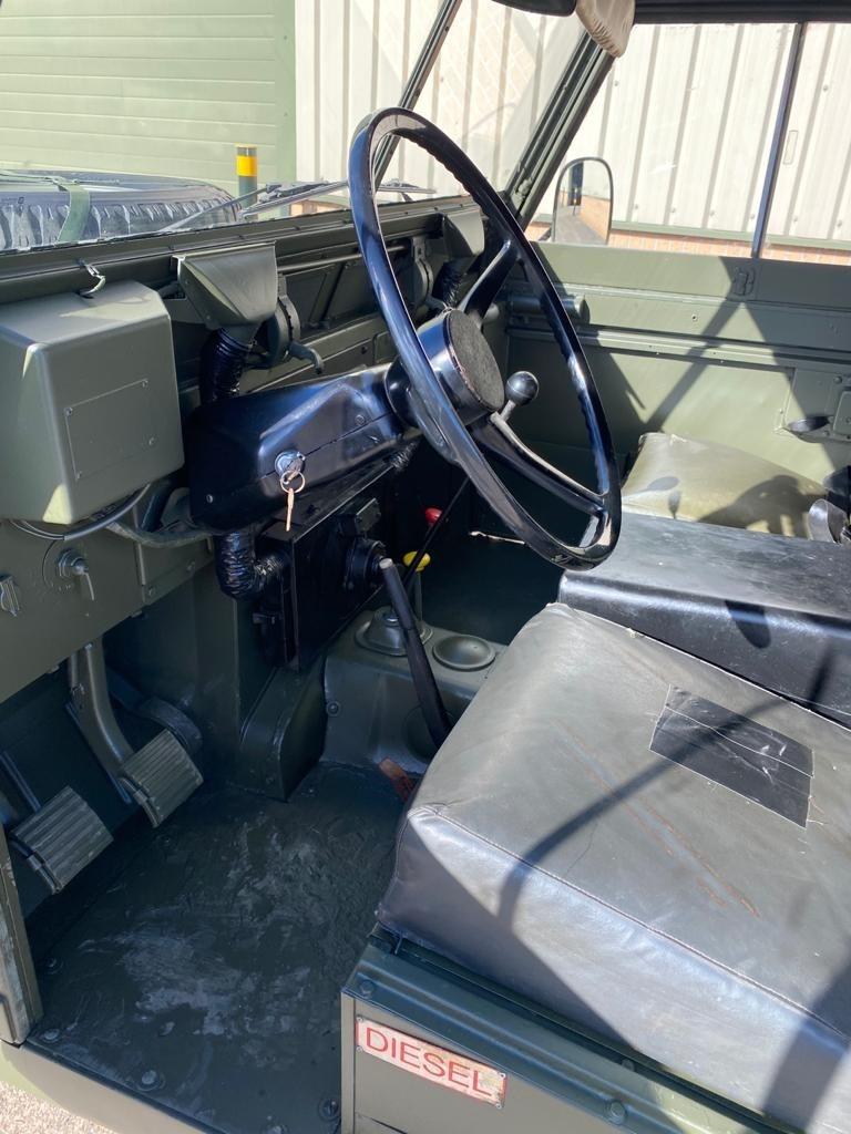 Land Rover Lightweight Series III 88 | Конверсионная техника с военного хранения