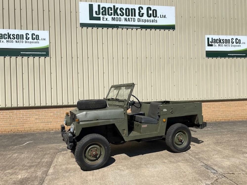Land Rover Lightweight Series 3 88