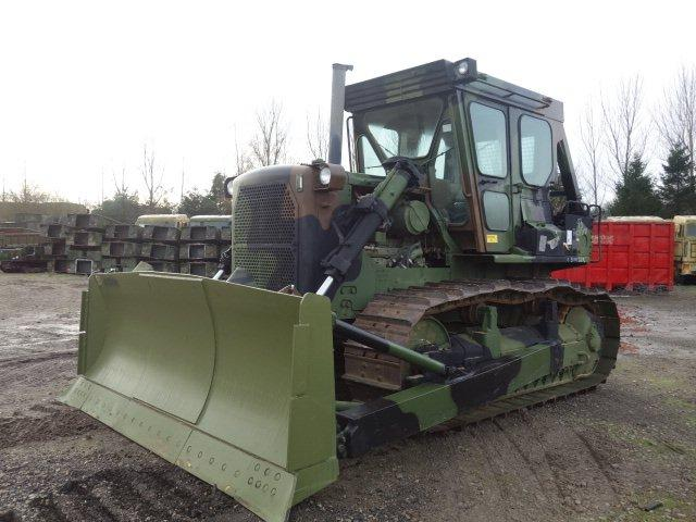 SOLD Caterpillar D7G Dozer | used military vehicles, MOD surplus for sale
