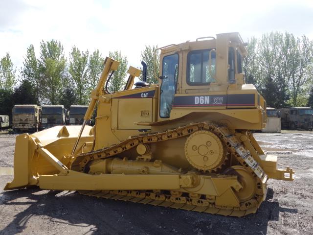 Caterpillar D6R XW  III   dozer | used military vehicles, MOD surplus for sale
