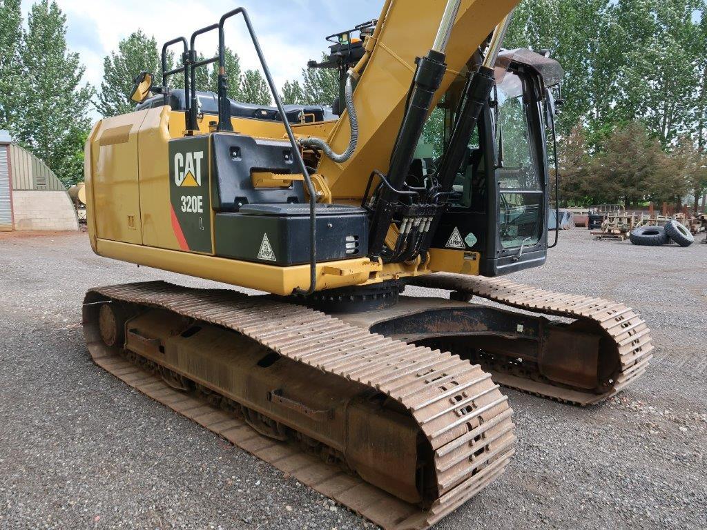 Caterpillar 320 EL Excavator |  EX.MOD direct sales