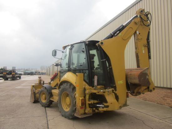 Caterpillar 442E  Back hoe Wheeled loader Ex military vehicles for sale, Mod Sales, M.A.N military trucks 4x4, 6x6, 8x