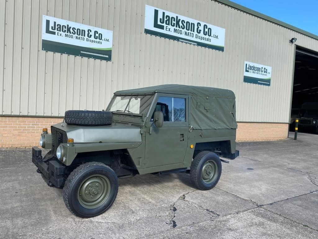Land Rover Lightweight Series III 88 | Military Land Rovers 90, 110,130, Range Rovers, Mercedes for Sale