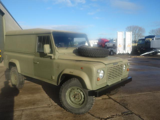 Land Rover Defender 110 300Tdi | Конверсионная техника с военного хранения