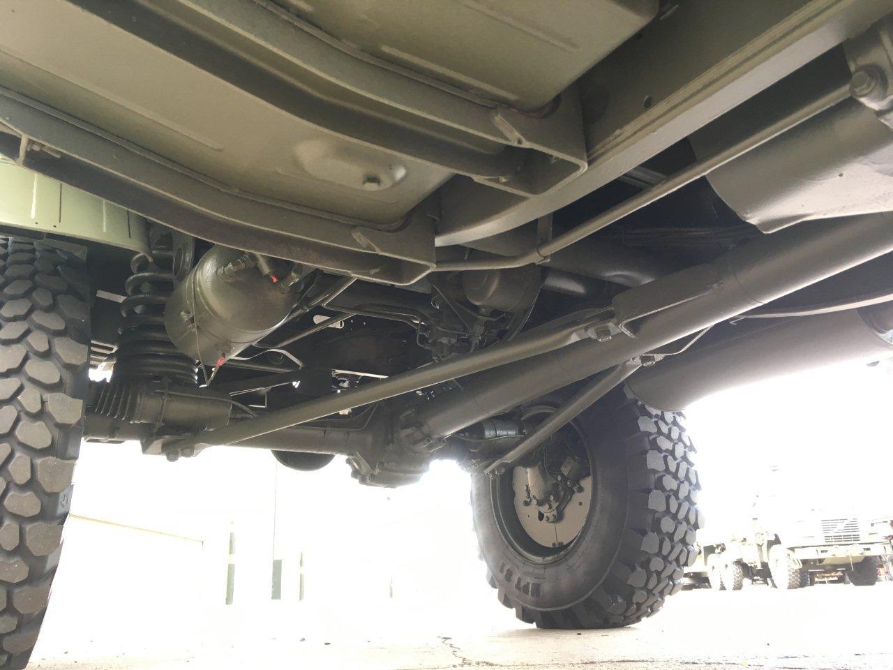 Mercedes Benz Unimog U1300L 4x4 Medical Ambulance | used military vehicles, MOD surplus for sale