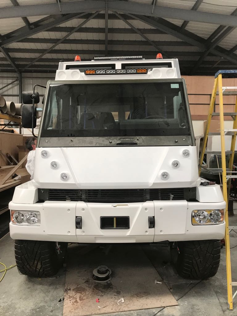 MOWAG Duro II 6x6 Ice Overlander bus | used military vehicles, MOD surplus for sale