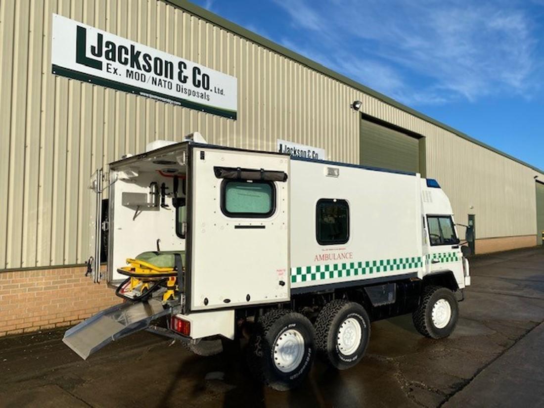 Pinzgauer 718 6x6 Ambulance | MOD direct sales