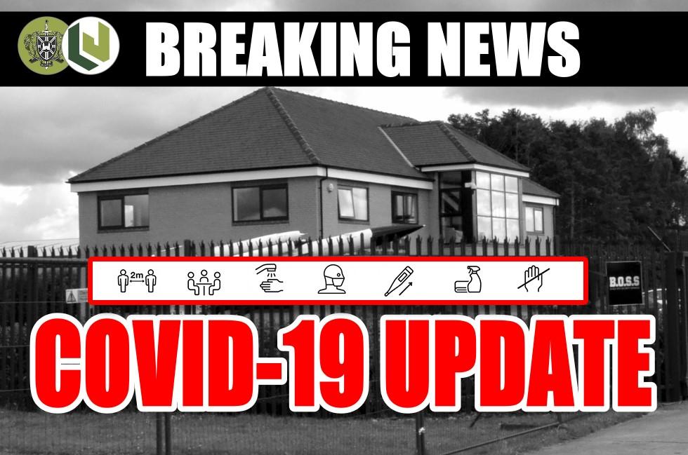 Covid-19 Update. November 2020 | MOD direct sales