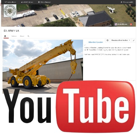 Watch our latest video on YouTube of the Grove RT 875 rough terrain crane.