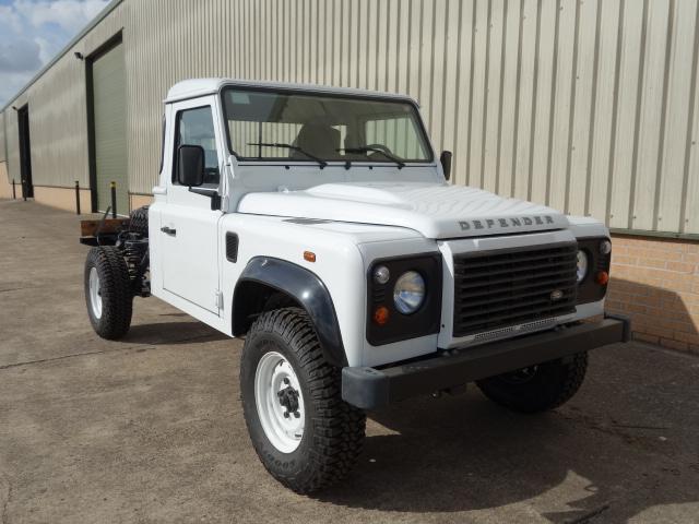 ����� ����������� ����� Land Rover Defender 130 �����