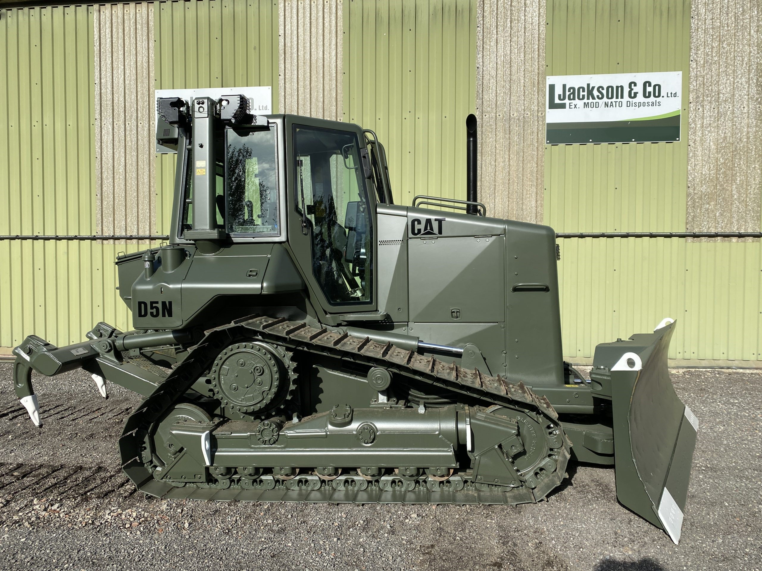 JUST ARRIVED Cat D5N XL Dozer with ripper