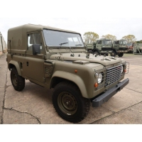 Just arrived this is a rare Land Rover 90 wolf RHD