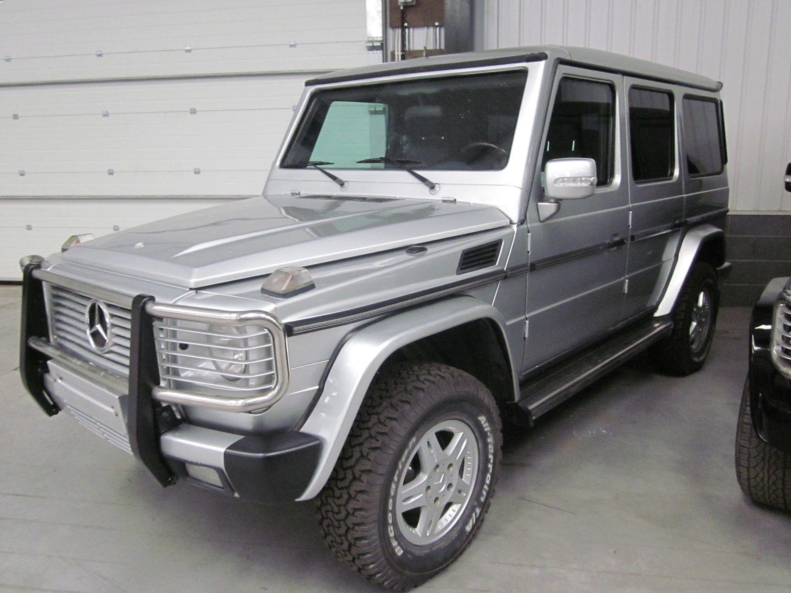 Was sold Armoured Mercedes G500 - 4x4, 5.0L V8