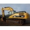 Was sold  Caterpillar 336DL tracked excavator