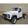 New Land Rover 130 RHD chassis cab for sale