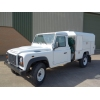 New Land Rover 130 LHD Maintenance vehicle