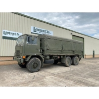 Bedford TM 6x6 Cargo Truck with Canopy for sale