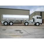 Foden 4380 MWAD 8x6 Multidrive Tanker truck 20000 Lt. | military vehicles, MOD surplus for export