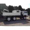 Scania SBA111 A134 6x6 Drop Side Cargo Truck