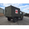 Mercedes Benz Unimog U1300L 4x4 Ambulance