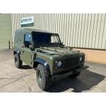 Land Rover Defender 90 Wolf RHD Soft Top (Remus) | Конверсионная техника с военного хранения