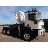 Iveco Eurotrakker 260E37 6x6 LHD tractor with crane 50317