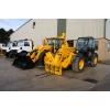 JCB 4CX Military Backhoe loader | Off-road Overlander military