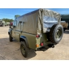 Land Rover Defender Wolf 110 RHD Soft Top  military for sale