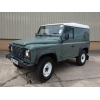 Land Rover Defender 90 Hard Top