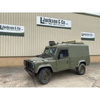 Land Rover Snatch 2B Armoured Defender 110 300TDi for sale