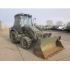 JCB 3cx sitemaster military  back hoe loader   used military vehicles, MOD surplus for sale