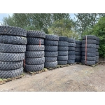 Michelin 14.00R20 XZL Tyres   ex military for sale