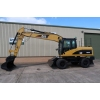Caterpillar 318D Wheeled Excavator  for sale