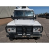Land Rover Snatch 2A Armoured Defender 110 300TDi - MOD and NATO Disposals