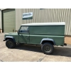 Land Rover Defender 110 300Tdi hard top - MOD and NATO Disposals