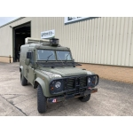Land Rover Snatch 2B Armoured Defender 110 300TDi   used military vehicles, MOD surplus for sale