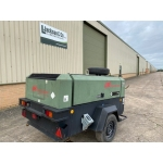 Ingersoll Rand 7/71 260 CFM Compressor   ex military for sale