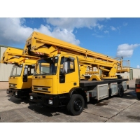 Iveco Eurocargo Mobile Access Platform (Cherry Picker) for sale