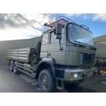 MAN 27.314 6x6 LHD Cargo Truck