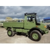 Mercedes Unimog U1300L Cargo Trucks with A/c   ex military for sale