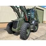 JCB 4CX Sitemaster Backhoe Loader   ex military for sale