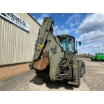 JCB 4CX Sitemaster Backhoe Loaders 50436 | used military vehicles, MOD surplus for sale