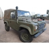 Land Rover Defender 90 Wolf RHD Soft Top | used military vehicles, MOD surplus for sale