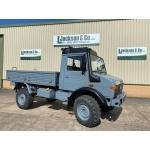 Mercedes Unimog U1300L 4x4 LHD Cargo Truck - road registered   ex military for sale