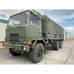 Bedford TM 6x6 Cargo Truck with Canopy | Off-road Overlander military