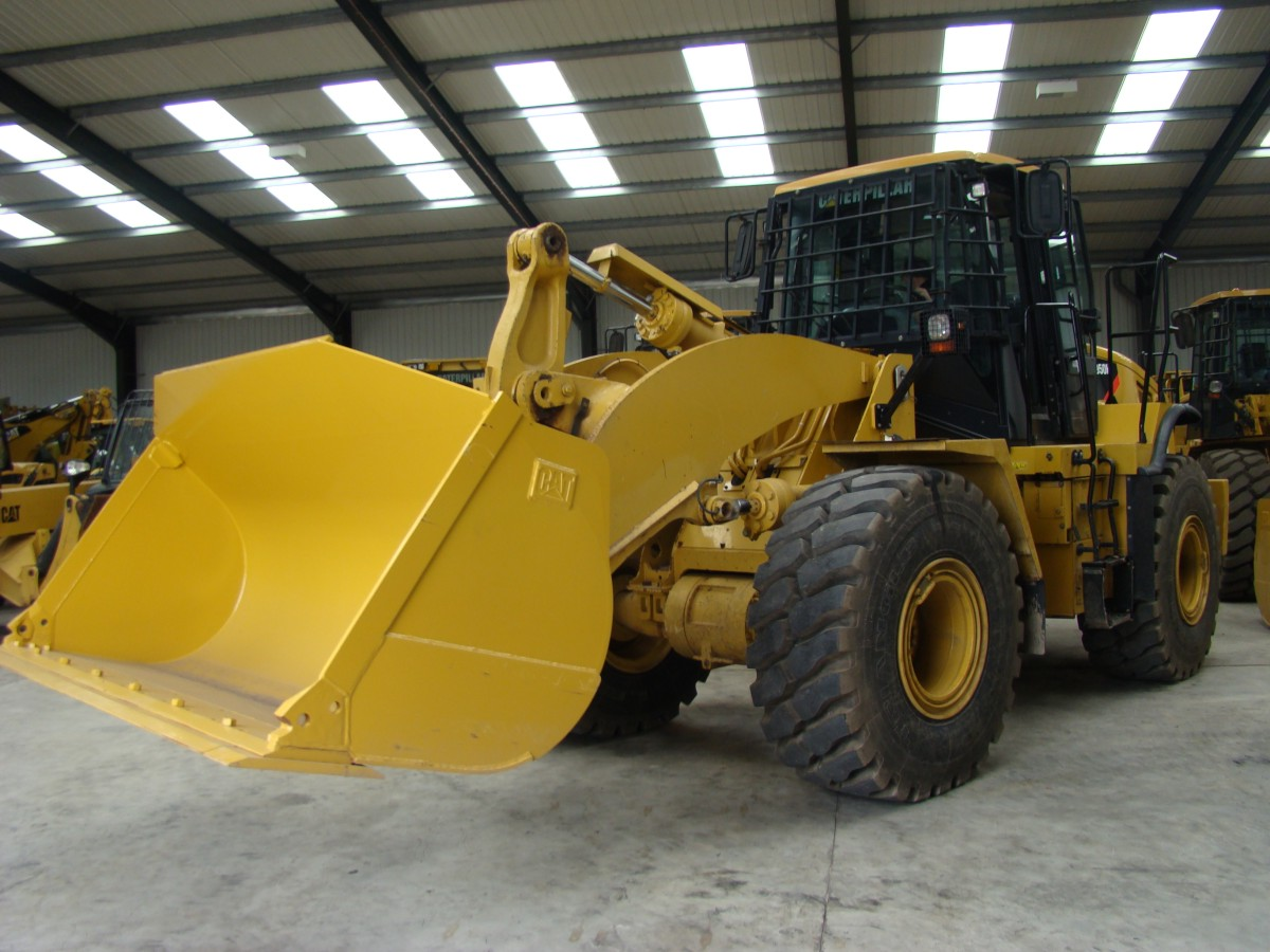 Caterpillar 950 H wheeled loaders, good specification, machines fitted with new Cat 3.3 cube GP bucket/  for sale in Angola, Kenya,  Nigeria, Tanzania, Mozambique, South Africa, Zambia, Ghana- Sale In  Africa and the Middle East