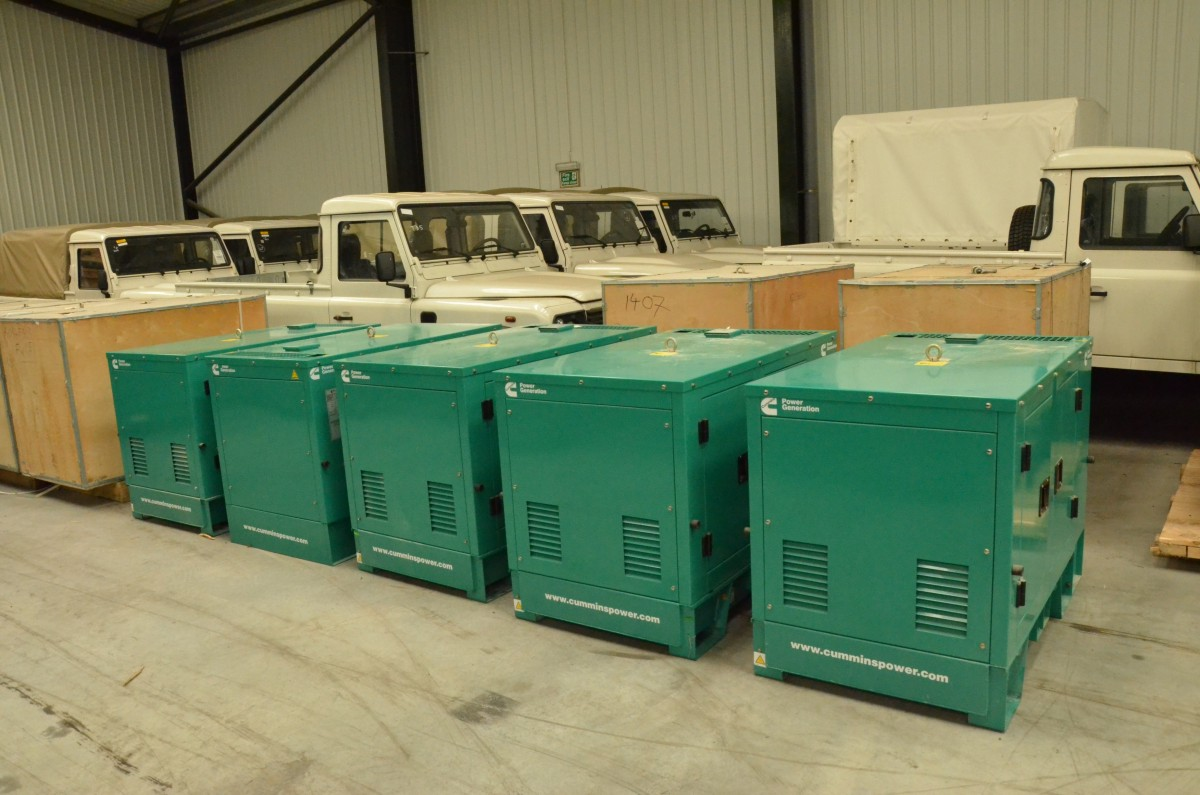 generators/  for sale in Angola, Kenya,  Nigeria, Tanzania, Mozambique, South Africa, Zambia, Ghana- Sale In  Africa and the Middle East