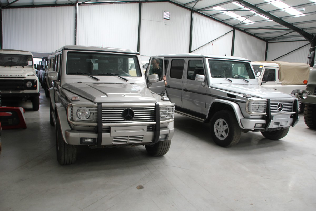 Armoured Mercedes G500 - 4x4, 5.0L V8/  for sale in Angola, Kenya,  Nigeria, Tanzania, Mozambique, South Africa, Zambia, Ghana- Sale In  Africa and the Middle East