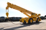 Grove RT 875 rough terrain crane/ MOD NATO Disposals/ for sale and export