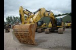 Caterpillar 330 DL tracked excavator/ MOD NATO Disposals/ for sale and export